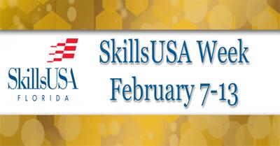 SkillsUSA Week Banner